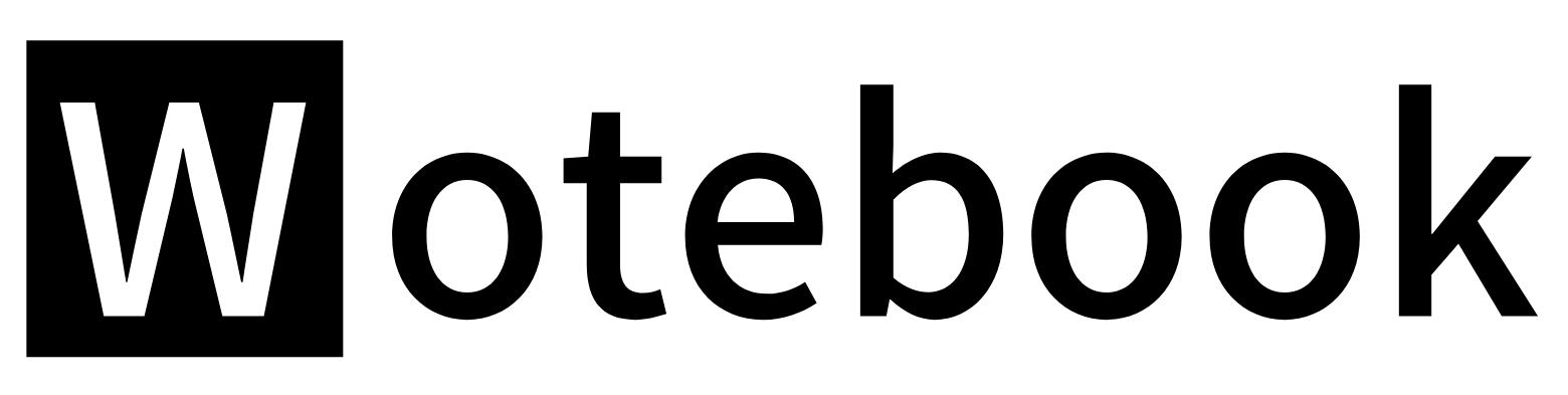 Wotebook
